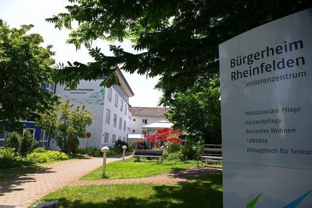 Der Umbau des Bürgerheims in Rheinfelden wird billiger