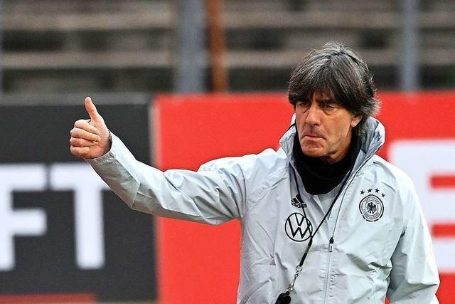 Wie Bundestrainer Joachim Löw seinem Team den Weg weisen kann – eine Analyse