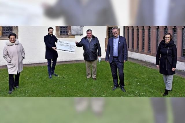 Spenden für das Augustinermuseum