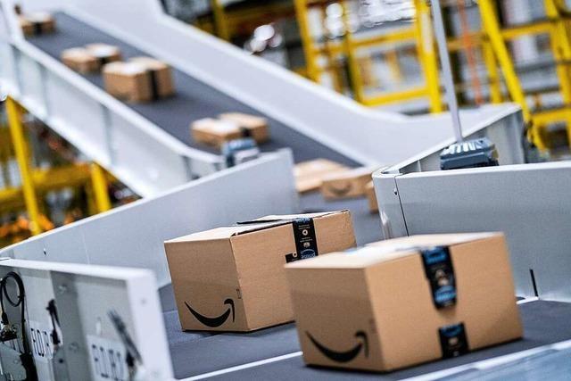 Kommt Amazon mit einem Verteilzentrum nach Neuenburg?