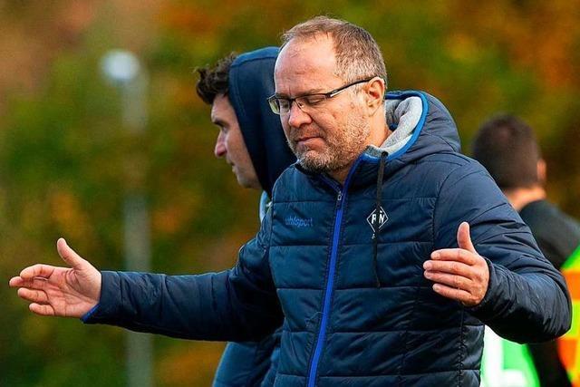 FC Neustadt trennt sich von Trainer Zeljko Cosic
