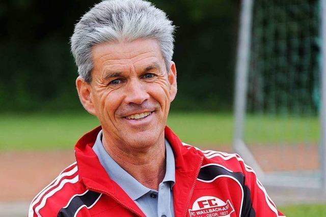 Ex-Fußballtrainer Roland Mutter genießt seine neue Freiheit