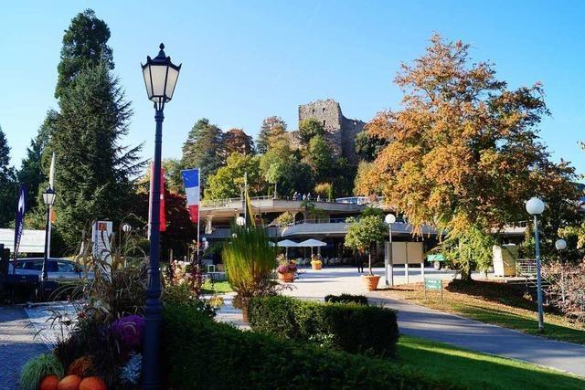 Badenweiler bringt Tourismusgesellschaft auf den Weg