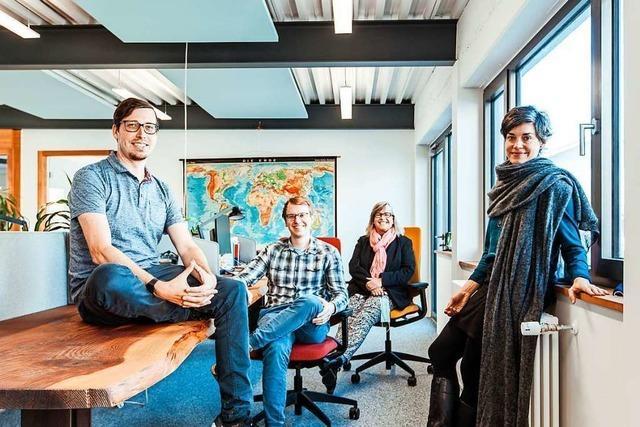 20 Mieter im Großraumbüro – Lörrach hat jetzt einen Coworking-Space