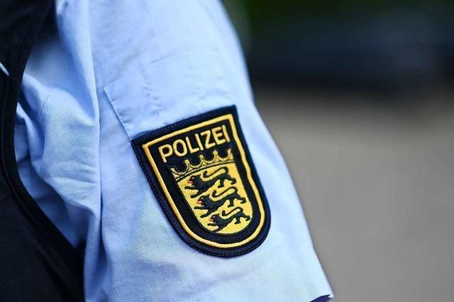 Mann stellt sich nach Autobränden in Haslach und Weingarten der Polizei