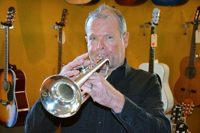 Wolfgang Poiger hört als Betreiber des Musik-Centers in Friedlingen auf