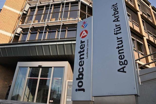 Der Arbeitsmarkt im Kreis Lörrach erholt sich nur langsam