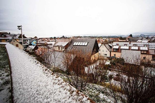 Die Bürger leben gerne in Gottenheim