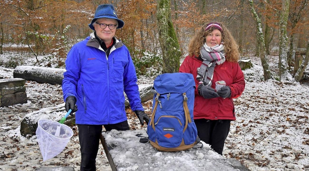 Unter anderem für ihre nachhaltigen Fa...des Schwarzwaldvereins ausgezeichnet.   | Foto: Dieter Erggelet