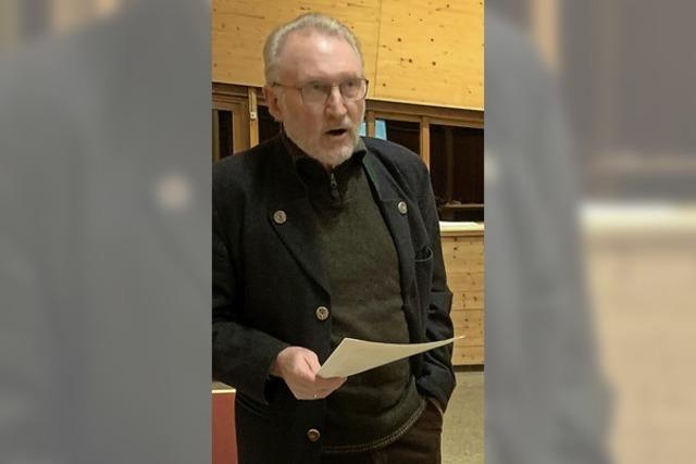 Rautenberg wirft Kommune Formfehler vor