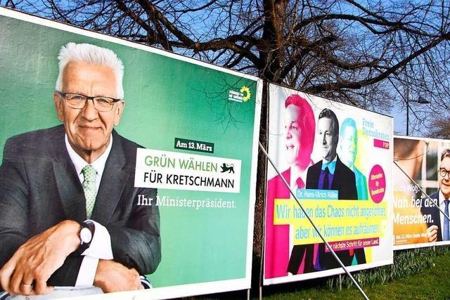 Kippenheim erlaubt Wahlwerbung nur an drei Plätzen