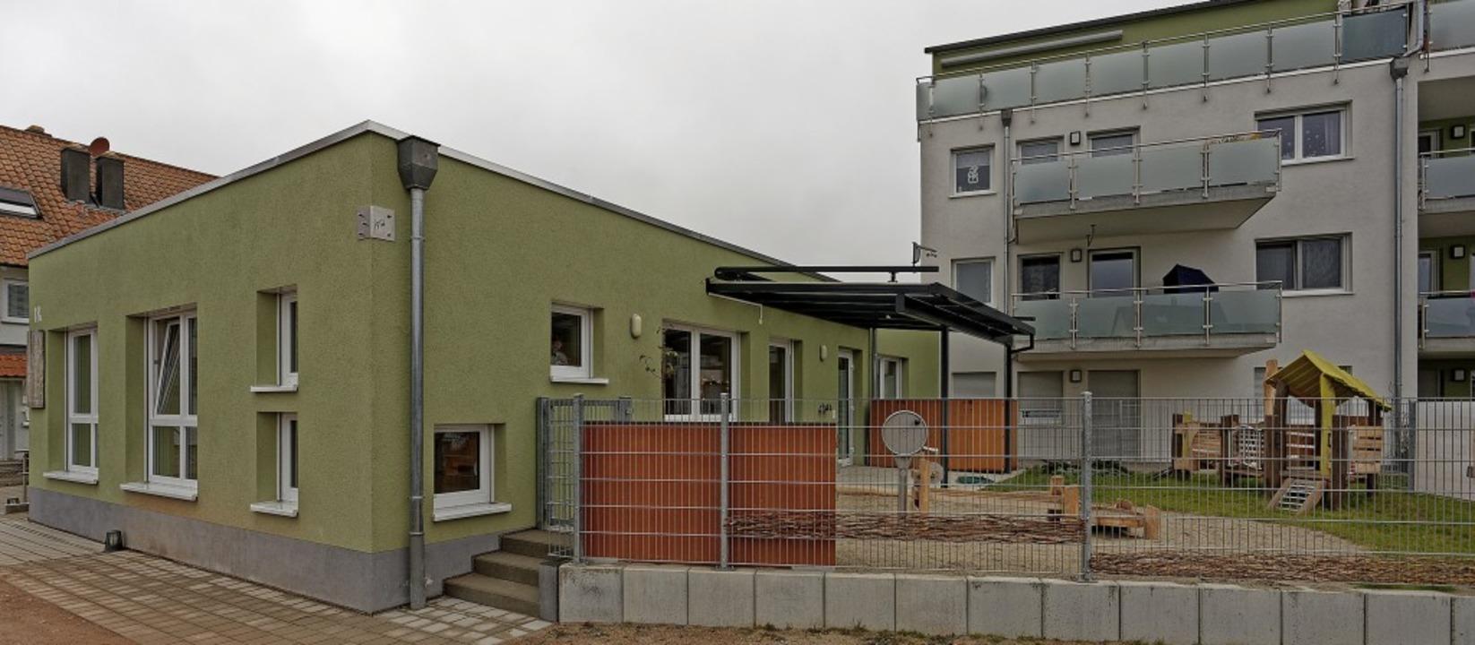 Die Stad Endingen erweitert das &#8222...grenzende Wohnung an und baut sie um.   | Foto: Martin Wendel