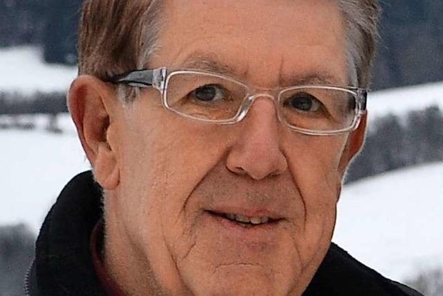 Der BZ-Mitarbeiter Paul Berger aus Zell ist gestorben