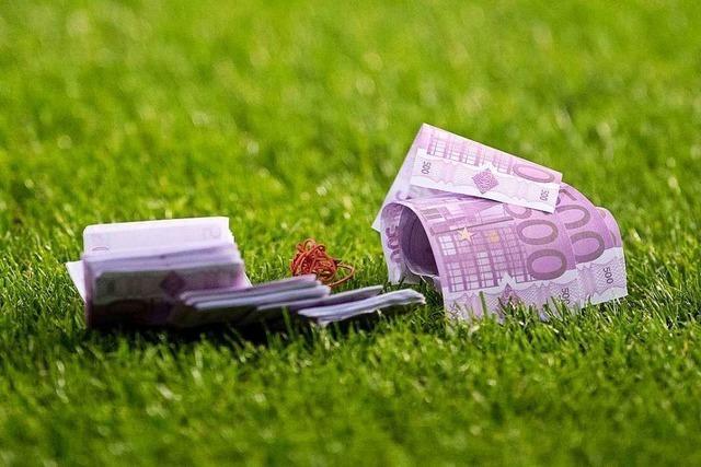 Die geheimen Geldflüsse im Amateurfußball
