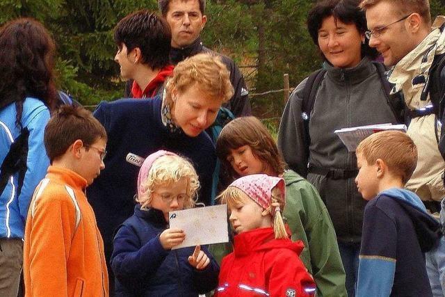 Familiengruppe Seelbach im Schwarzwaldverein vor der Auflösung