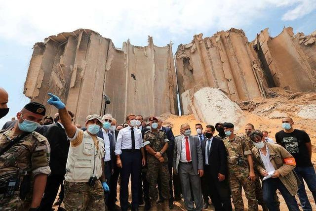 Vier Monate nach der Explosion steht es schlecht um den Libanon