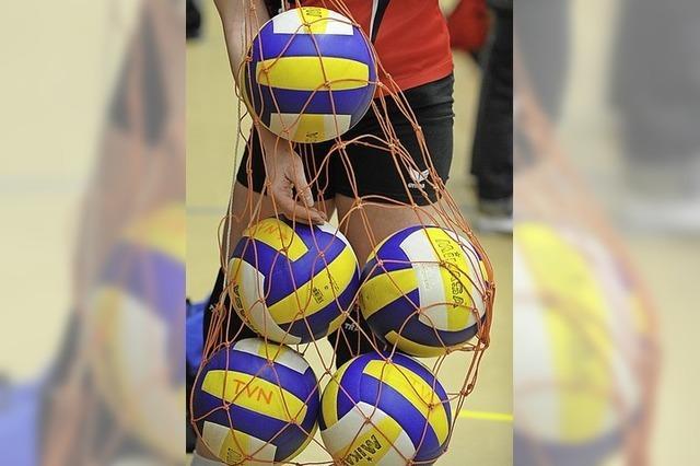 Nur Hinrunde im Volleyball – oder Abbruch?