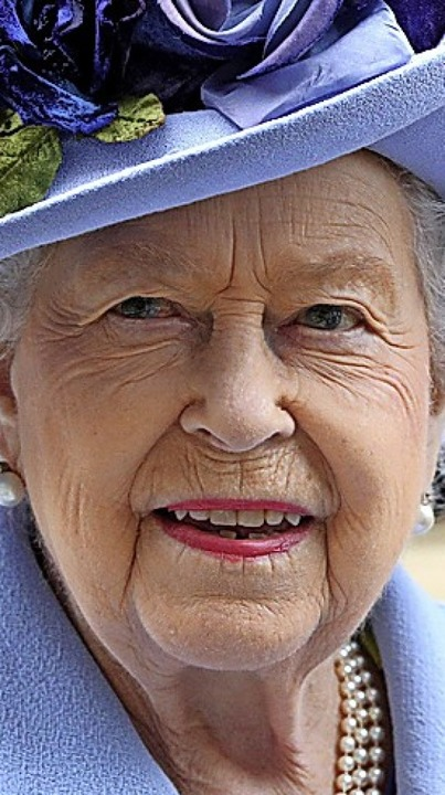 Elizabeth II.    Foto: Jonathan Brady (dpa)