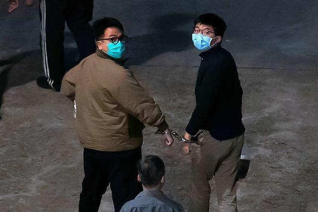Peking hat die Demokratie in Hongkong faktisch abgeschafft