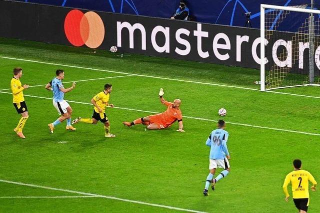 Dortmund im Achtelfinale der Champions League, Leipzig muss zittern