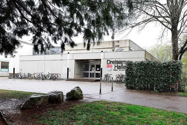 Freiburg-Ebnets Ortschaftsräte sparen für die Dreisamhalle