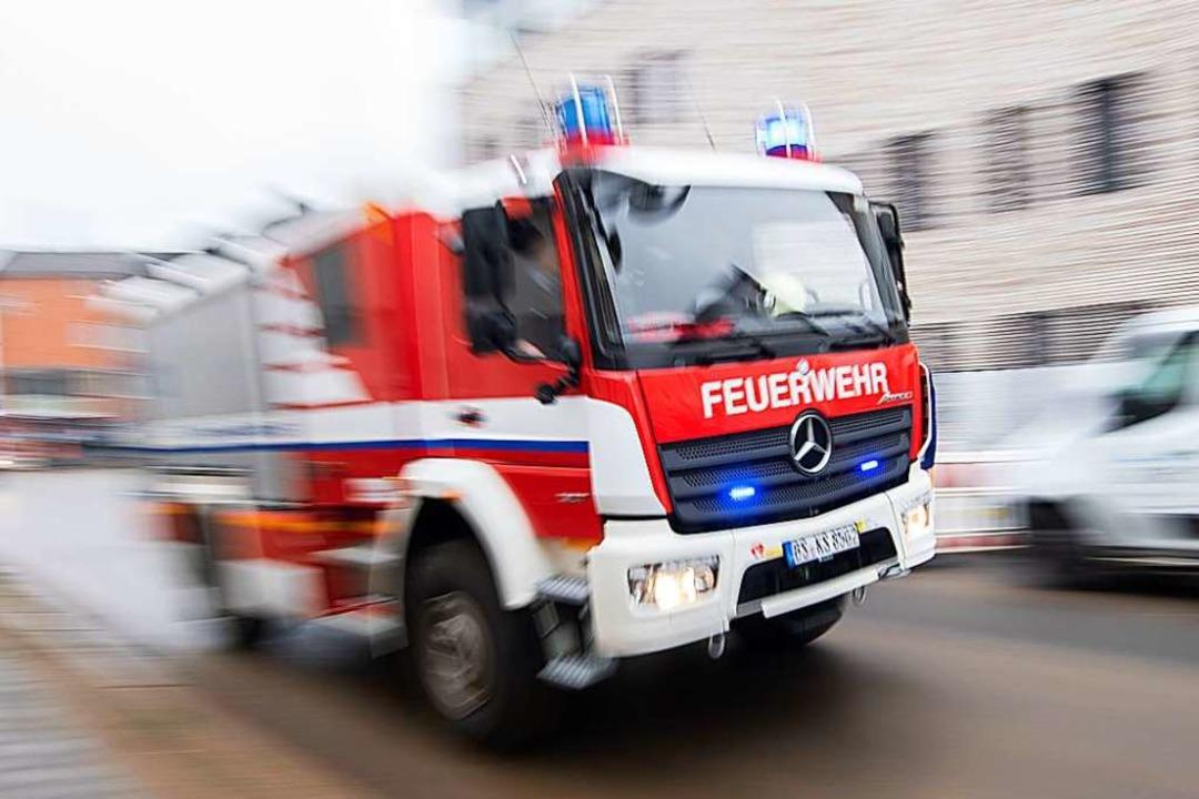 Die Aufgaben der Feuerwehr werden imme...tal ein Konzept erstellt. (Symbolbild)  | Foto: Julian Stratenschulte (dpa)