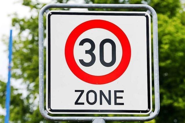 Mahlberg will mehr Tempo-30-Bereiche
