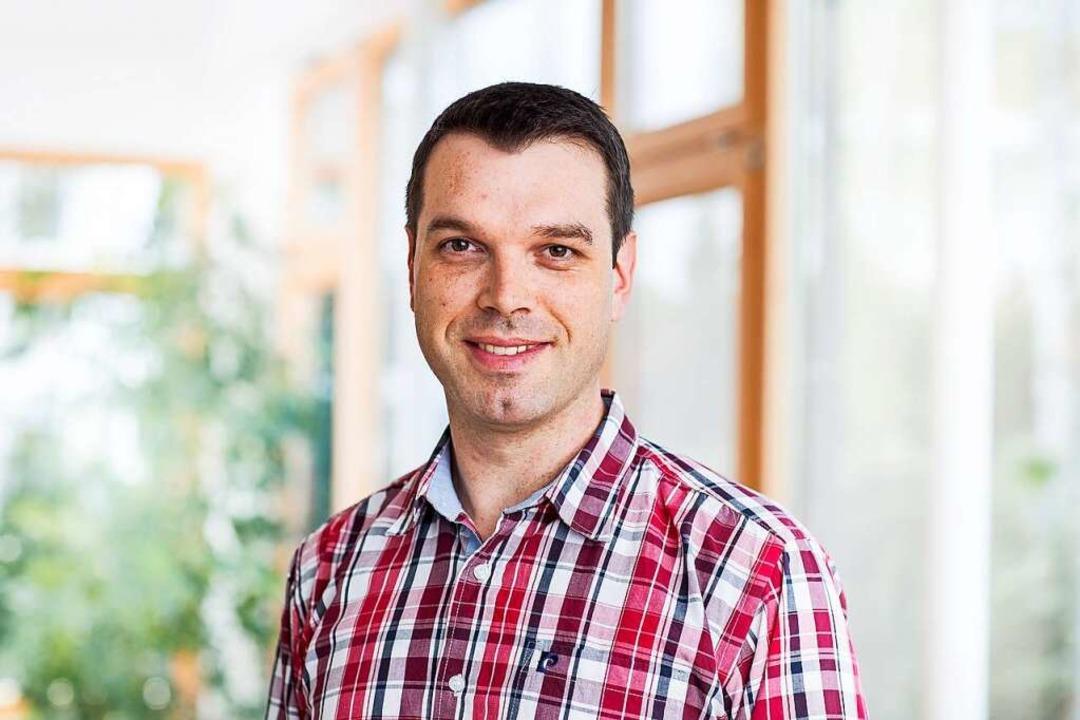 Andrej Hog, Leiter des Fachbereichs Ge...sgau, und DRK-Kreisbereitschaftsleiter    Foto: Britt Schilling