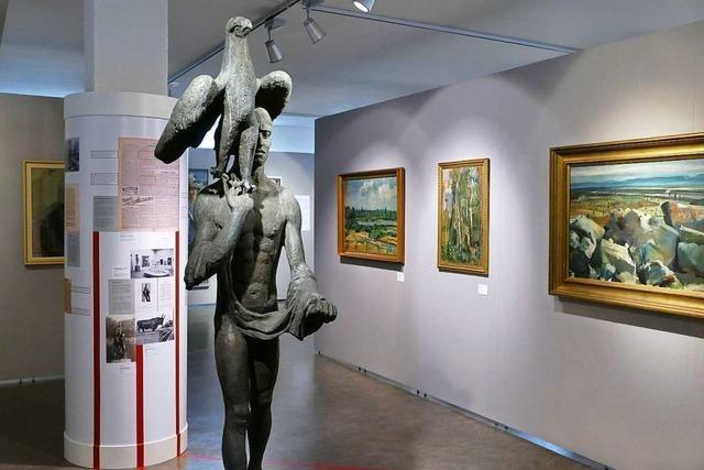 Dreiländermuseum in Lörrach ist zu – Bibliothek und Shop sind aber offen