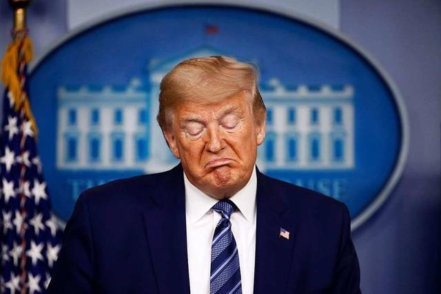 Trump erneuert in 46-minütigem Video unbelegte Betrugsvorwürfe