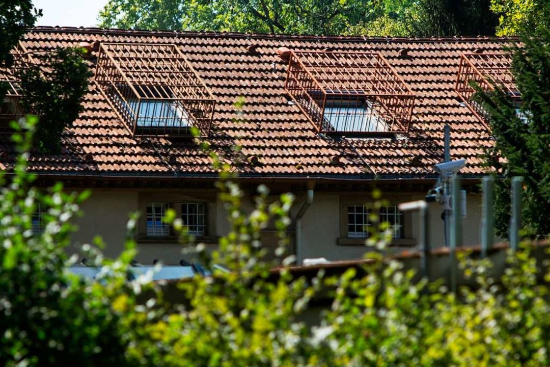 Die Forensik im Zentrum für Psychiatrie Emmendingen.  | Foto: Patrik Müller