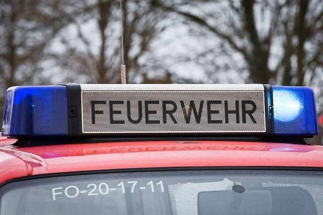 Feuerwehr Heitersheim bekommt neues Fahrzeug für 450 000 Euro