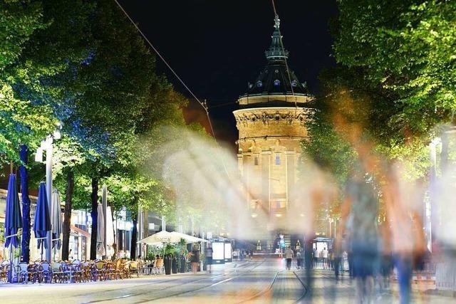 Nächtliche Ausgangsbeschränkungen in Mannheim ab Freitagabend