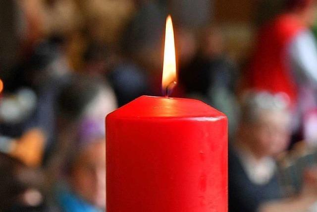 Es war kein Brand: Eine Kerze löst einen Feuerwehreinsatz aus