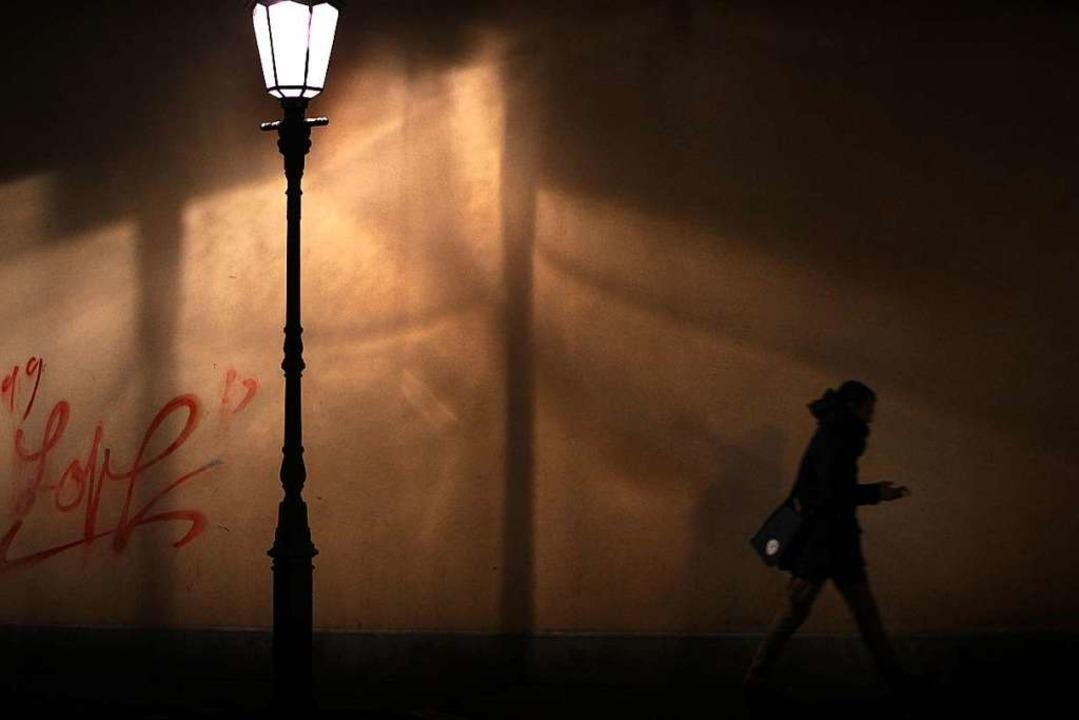 Nachts wird's jetzt noch  | Foto: Karl-Josef Hildenbrand