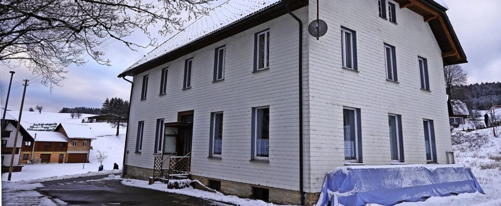 Die Sanierung des Altenschwander Schul... kommenden Haushaltsjahres eingeplant.  | Foto: Hans-Jürgen Sackmann