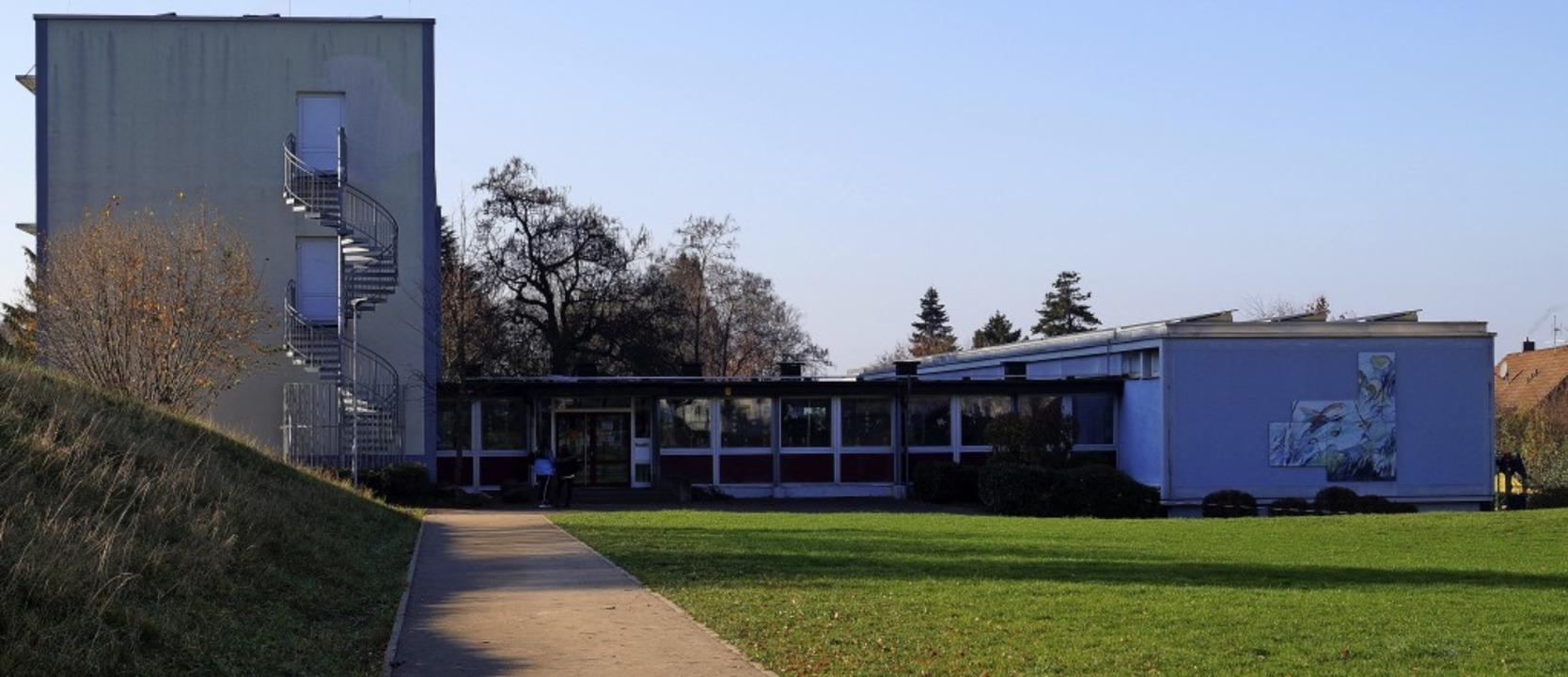 Die Grundschule in Badenweiler soll erweitert und saniert werden.  | Foto: Silke Hartenstein