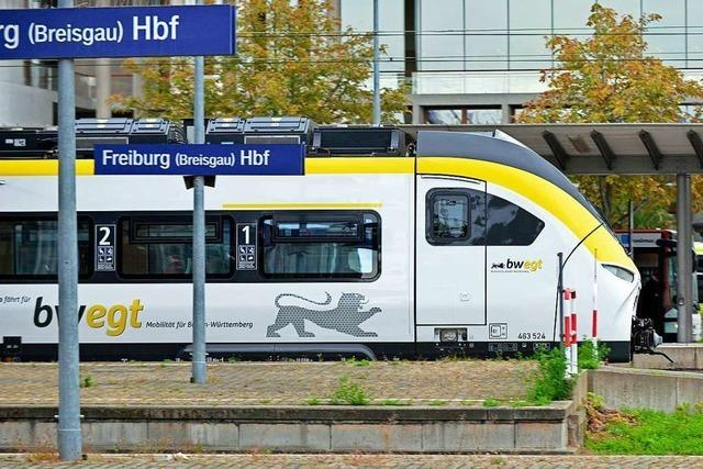 Messung in der Breisgau-S-Bahn deutet auf hohe Aerosol-Konzentration hin