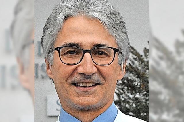 Unfallchirurgie der Kreisklinik hat neuen Chef