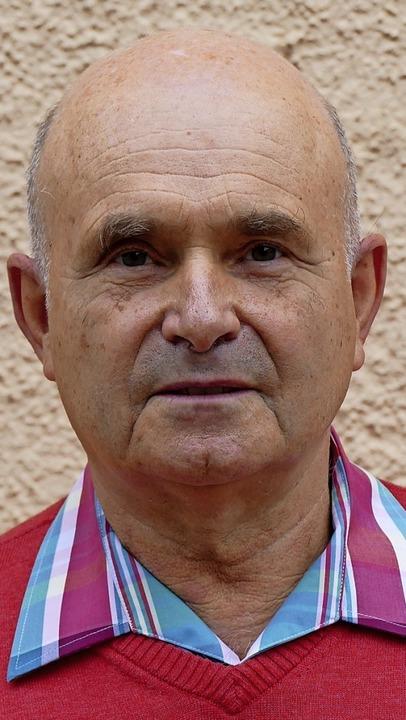Der Mediziner Christoph Galli ist Vorsitzender der Bürgerinitiative.    Foto: Agnes Pohrt