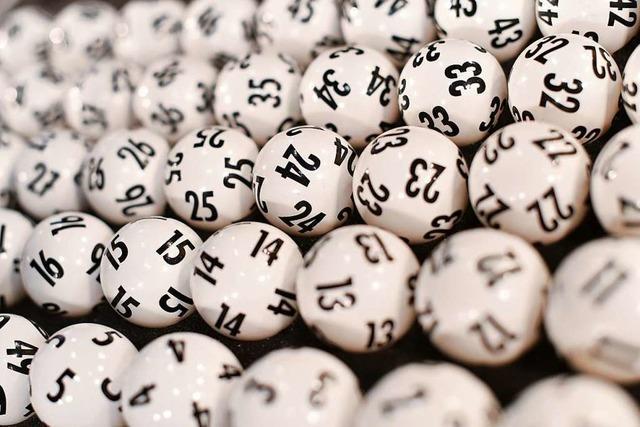 Lottozahlen in Südafrika: 5, 6, 7, 8, 9, Superzahl: 10 – Zufall?