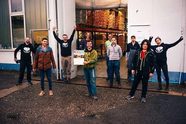 Mobilitätspreis des Landes für Entwickler des Lastenanhänger Carla Cargo