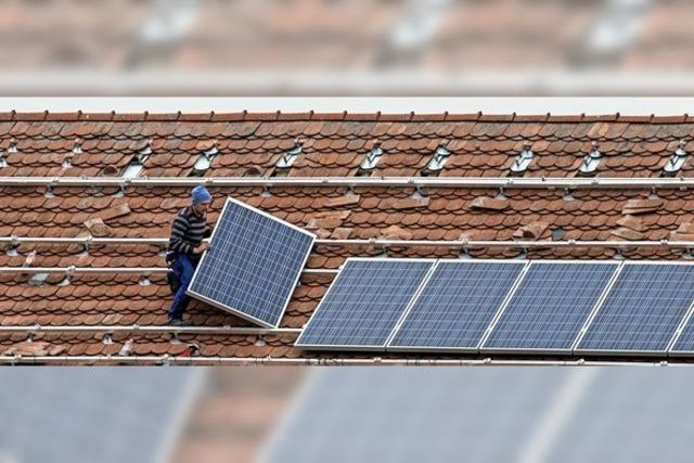 Ohne Klimaschutzagentur gibt's keine Fördermittel