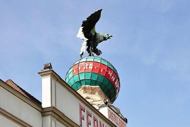 Fernet-Branca-Adler in Saint-Louis muss saniert werden