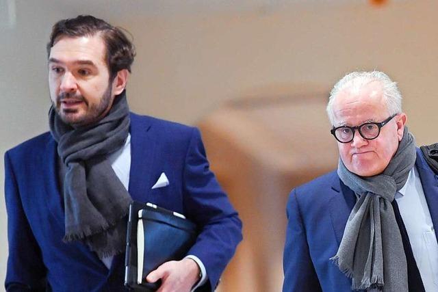 DFB-Präsident Fritz Keller steckt im Geflecht der Intrigen
