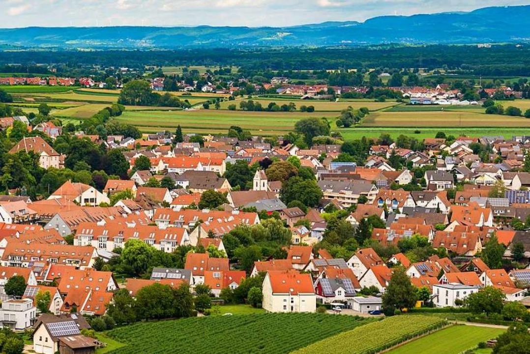 Rund um Munzingen  gibt es viele landw...en von bisherigen Dietenbach-Pächtern.    Foto: Matthias Weniger