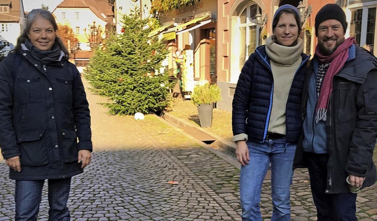 Auf und ab durch die Krise: die Musike...Ehepaar Julia Beller und Thomas Boysen  | Foto: Gabriele Hennicke