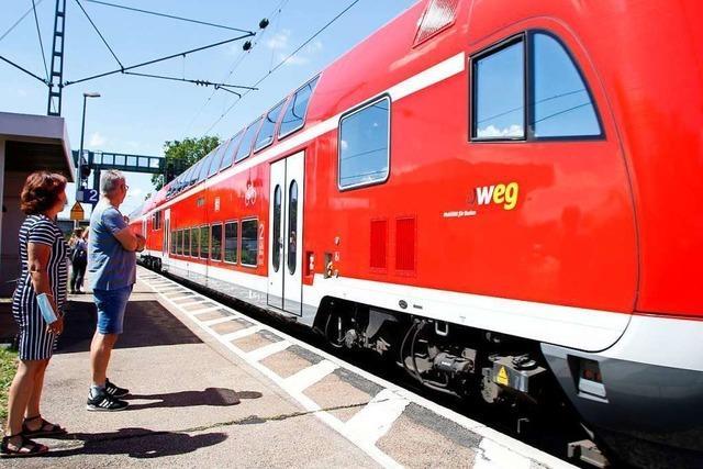 Kaum Chancen für Barrierefreiheit am Bahnhof Friesenheim