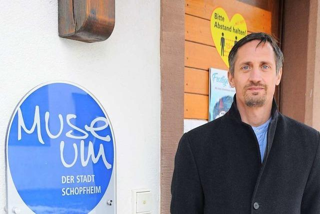 Dominik Baiker soll Schopfheims Kultur-Neustart gestalten
