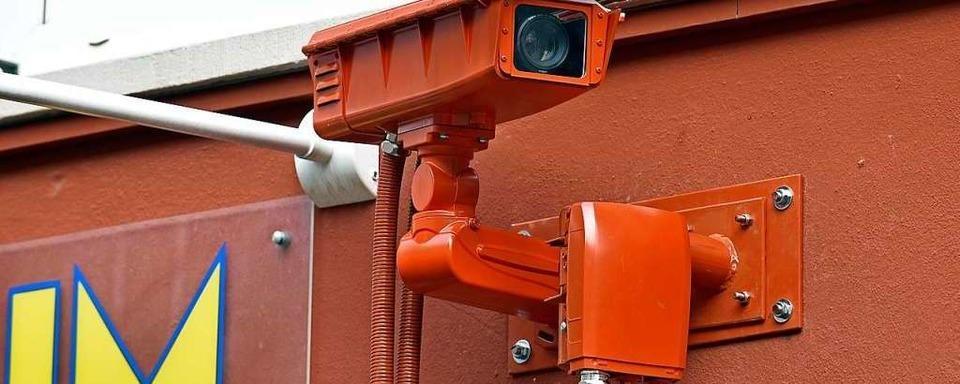Die Videoüberwachung in der Freiburger Altstadt bleibt weiter ausgeschaltet